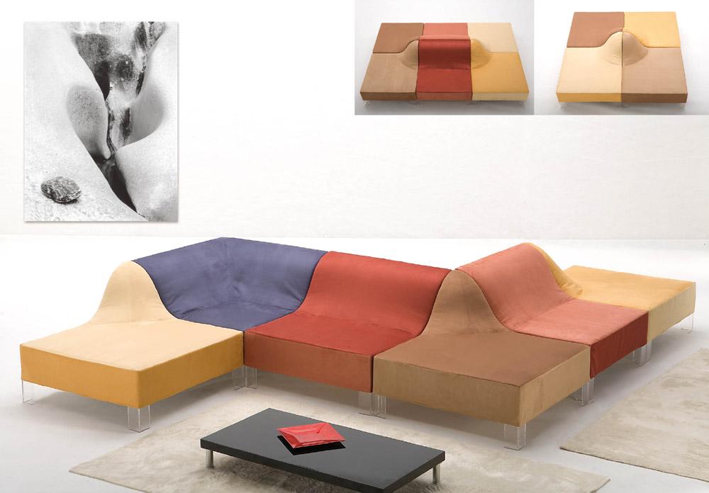Strange Dune Sectional Sofa Creativecarmelina Interior Chair Design Creativecarmelinacom