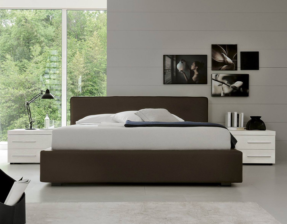 returned by popular demand available in minimal quantity of 5 the same colour the same size padded headboard and bed frame