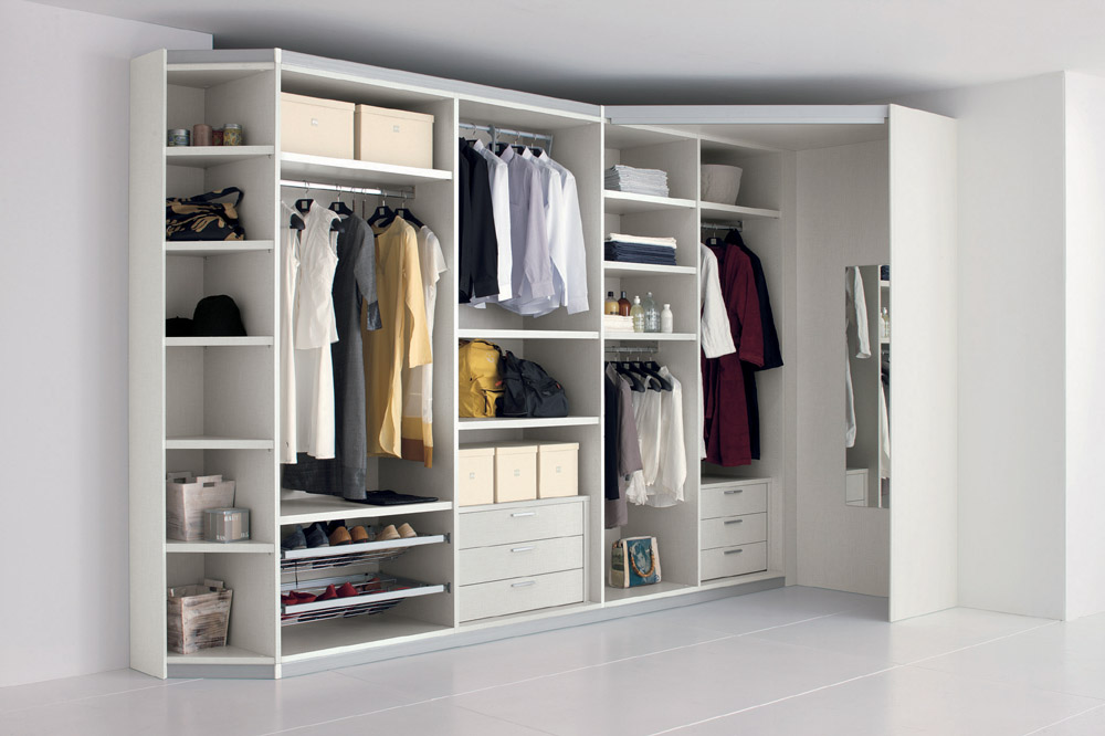 Walk in closet for Walk in closet doors